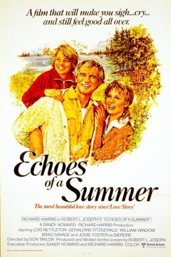 Echoes of a Summer (1976) starring Richard Harris on DVD on DVD