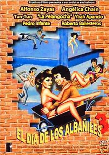 El día de los Albañiles III (1987) with English Subtitles on DVD on DVD
