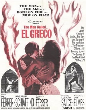 El Greco (1966) with English Subtitles on DVD on DVD