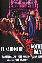 El sádico de Notre-Dame (1979) with English Subtitles on DVD on DVD