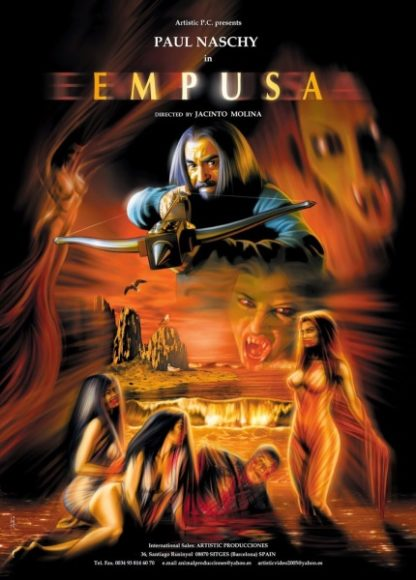 Empusa (2010) with English Subtitles on DVD on DVD
