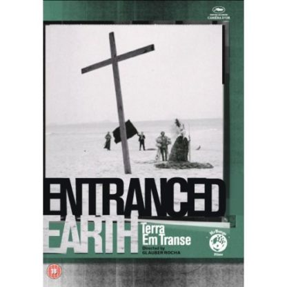 Entranced Earth (1967) with English Subtitles on DVD on DVD
