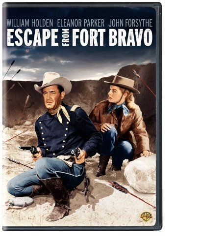 Escape from Fort Bravo (1953) starring William Holden on DVD on DVD