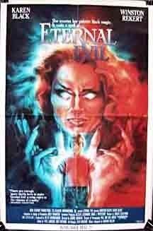 Eternal Evil (1985) starring Winston Rekert on DVD on DVD