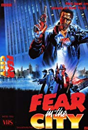 Fear in the City (1981) with English Subtitles on DVD on DVD