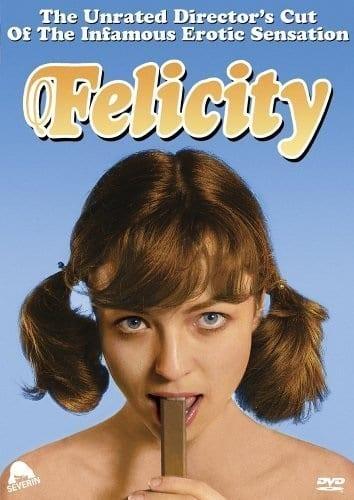 Felicity (1978) starring Glory Annen on DVD on DVD
