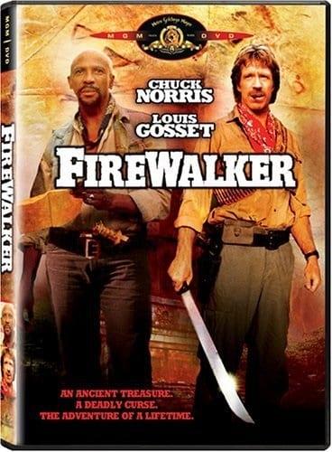 Firewalker (1986) with English Subtitles on DVD on DVD