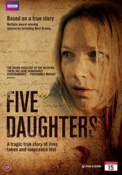 Five Daughters (2010) starring Adam Kotz on DVD on DVD