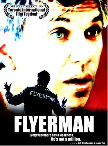 Flyerman (2003) starring Mark Vistorino on DVD on DVD