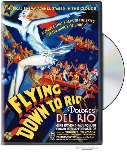 Flying Down to Rio (1933) with English Subtitles on DVD on DVD