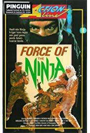 Force of the Ninja (1988) starring Douglas Ivan on DVD on DVD