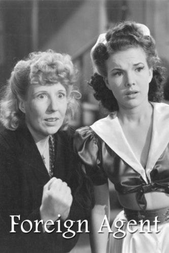Foreign Agent (1942) starring John Shelton on DVD