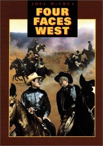 Four Faces West (1948) starring Joel McCrea on DVD on DVD