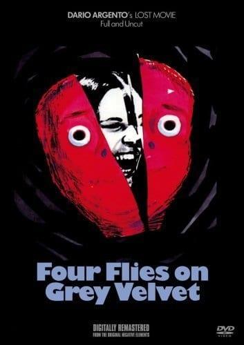 Four Flies on Grey Velvet (1971) with English Subtitles on DVD on DVD