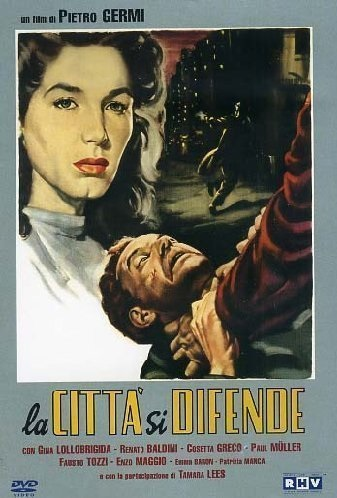Four Ways Out (1951) with English Subtitles on DVD on DVD