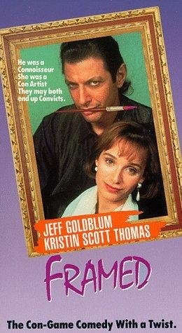 Framed (1990) starring Jeff Goldblum on DVD on DVD