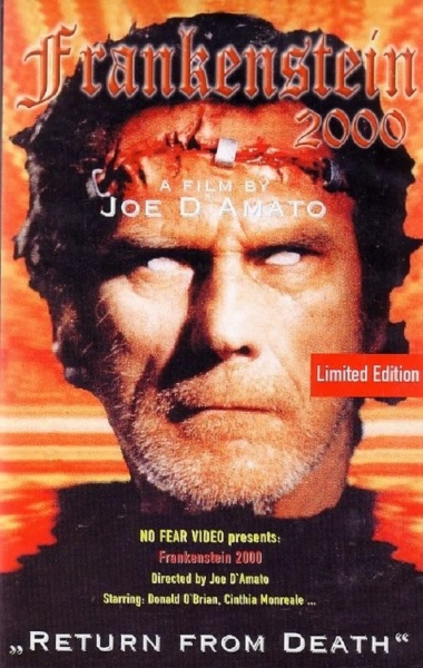 Frankenstein 2000 - Ritorno dalla morte (1991) with English Subtitles on DVD on DVD