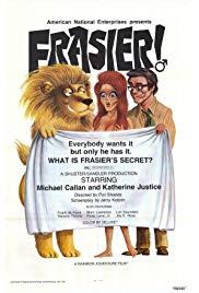 Frasier, the Sensuous Lion (1973) starring Michael Callan on DVD on DVD