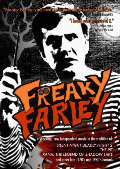 Freaky Farley (2007) starring Steff Deschenes on DVD on DVD