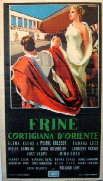 Frine, cortigiana d'Oriente (1953) with English Subtitles on DVD on DVD