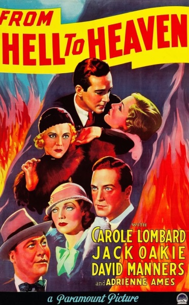 From Hell to Heaven (1933) starring Carole Lombard on DVD on DVD