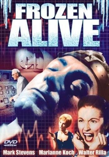 Frozen Alive (1964) starring Mark Stevens on DVD on DVD