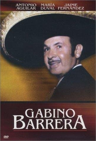 Gabino Barrera (1965) with English Subtitles on DVD on DVD