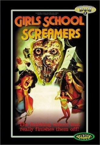 Girls School Screamers (1986) starring Mollie O'Mara on DVD on DVD