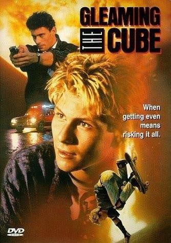Gleaming the Cube (1989) starring Christian Slater on DVD on DVD