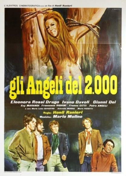Gli angeli del 2000 (1969) with English Subtitles on DVD on DVD