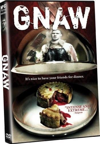 Gnaw (2008) starring Sara Dylan on DVD on DVD