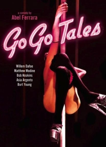 Go Go Tales (2007) starring Willem Dafoe on DVD on DVD