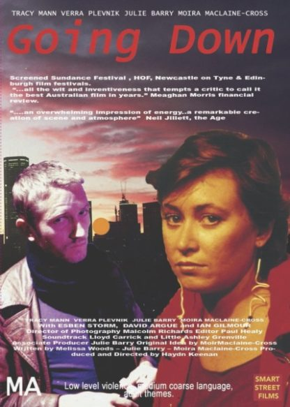 Going Down (1983) starring Tracy Mann on DVD on DVD