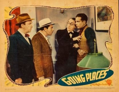 Going Places (1938) starring Dick Powell on DVD on DVD
