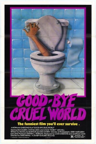 Good-bye Cruel World (1983) starring Dick Shawn on DVD on DVD