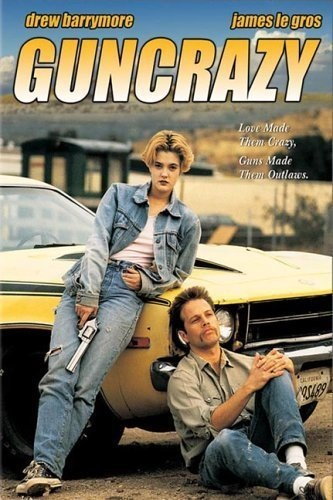 Guncrazy (1992) starring Drew Barrymore on DVD on DVD