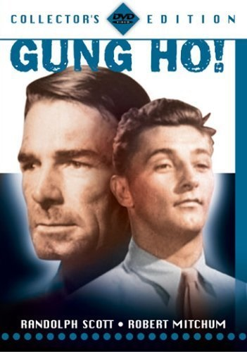 'Gung Ho!': The Story of Carlson's Makin Island Raiders (1943) with English Subtitles on DVD on DVD