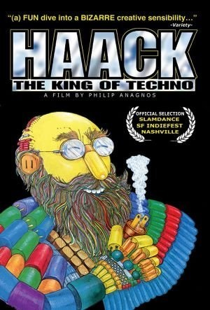 Haack: The King of Techno (2004) starring Bruce Haack on DVD on DVD