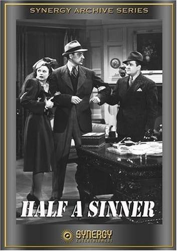 Half a Sinner (1940) starring Heather Angel on DVD on DVD