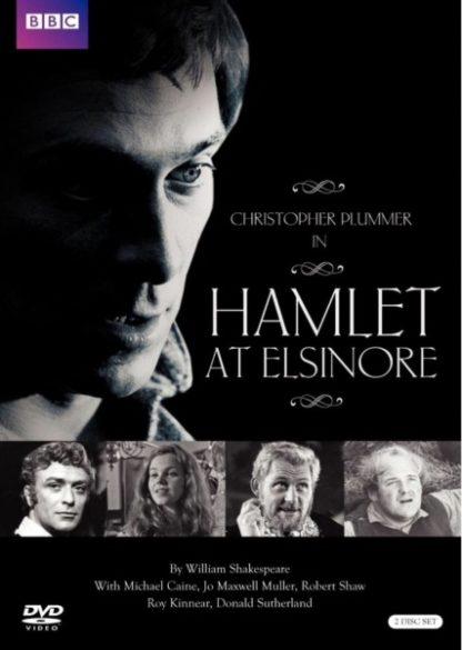 Hamlet at Elsinore (1964) starring Christopher Plummer on DVD on DVD