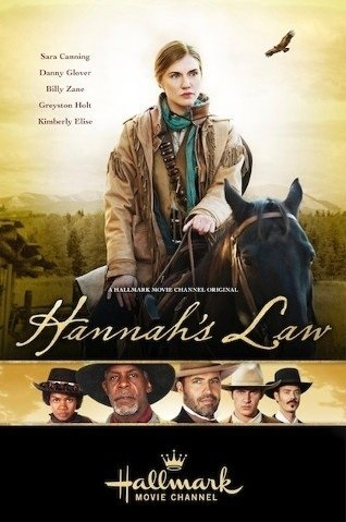 Hannah's Law (2012) starring Sara Canning on DVD on DVD