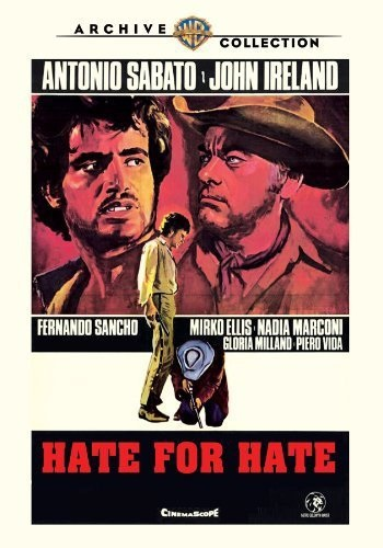Hate for Hate (1967) with English Subtitles on DVD on DVD