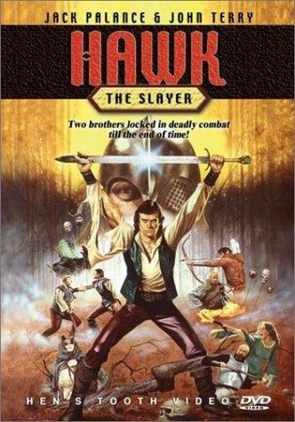 Hawk the Slayer (1980) starring Jack Palance on DVD on DVD