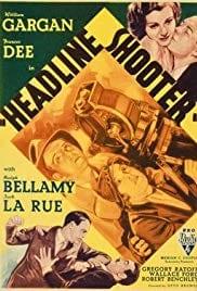 Headline Shooter (1933) starring William Gargan on DVD on DVD
