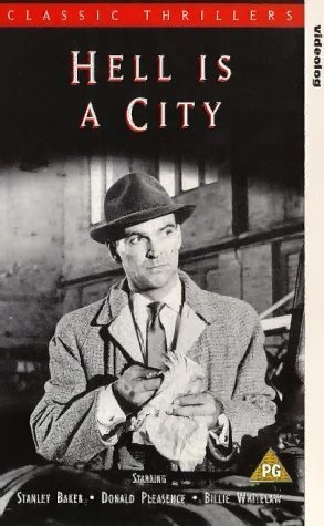 Hell Is a City (1960) starring Stanley Baker on DVD on DVD