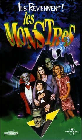 Here Come the Munsters (1995) starring Edward Herrmann on DVD on DVD