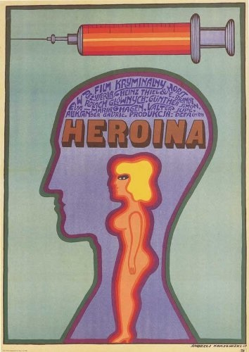Heroin (1968) with English Subtitles on DVD on DVD