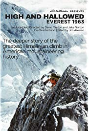 High and Hallowed: Everest 1963 (2013) starring Melissa Arnot on DVD on DVD