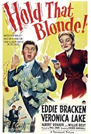 Hold That Blonde! (1945) starring Eddie Bracken on DVD on DVD