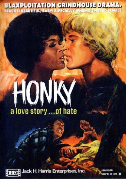 Honky (1971) starring Brenda Sykes on DVD on DVD